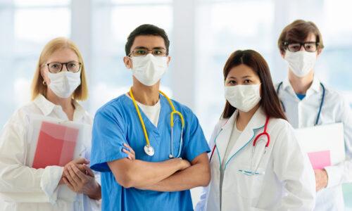 Medical Team Department in Health